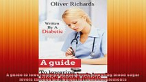 A guide to lowering blood sugar levels Lowering blood sugar levels through dietweight