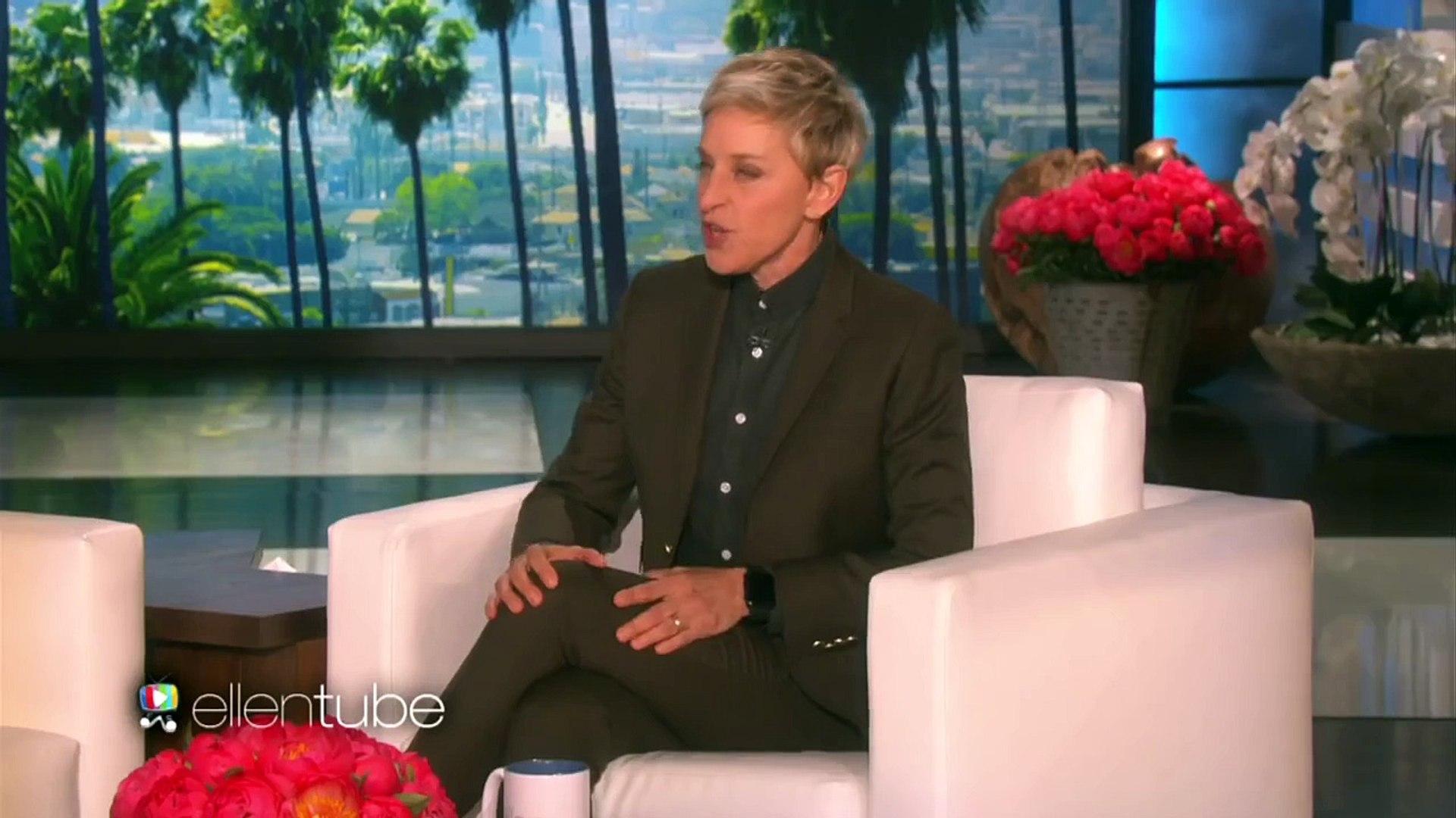tWitchs Favorite Ellen Show Moment