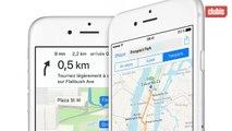 Apple Plans désormais trois fois plus utilisé que Google Maps