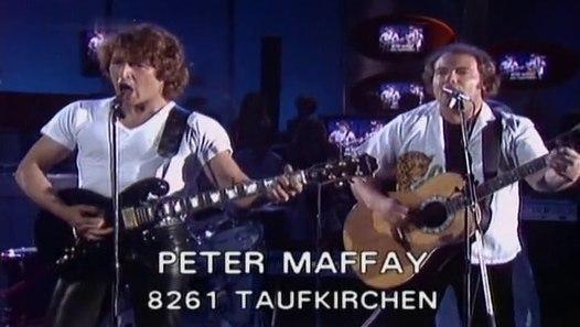 peter maffay auf dem weg zu mir