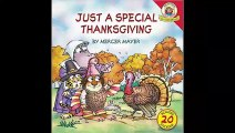 Little Critter Just a Special Thanksgiving by Mercer Mayer Free PDF