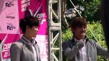 140810 BTS - Artist Engagement at Kcon2014 Part 1