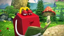 McDonalds Happy Meal Commercials Compilation of All Time Ads