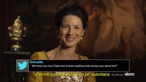 [SUB ITA] Caitriona Balfe answers your questions