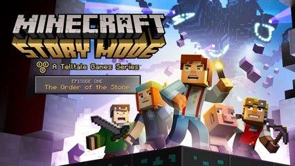 MineCraft Story Mode ITA - #2 Uomini Coraggiosi