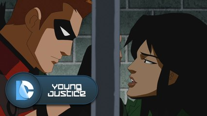 Young Justice: Escape