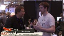 PAX East 14: Star Citizen Dogfighting Unveil Fan Event Interview (Chris Roberts)