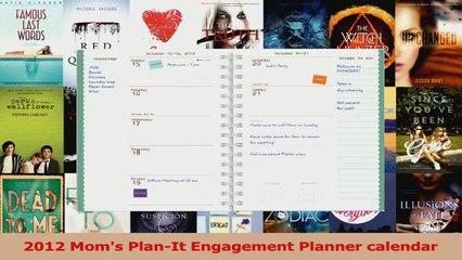 PDF Download  2012 Moms PlanIt Engagement Planner calendar Download Online