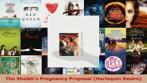 Download  The Sheikhs Pregnancy Proposal Harlequin Desire PDF Online