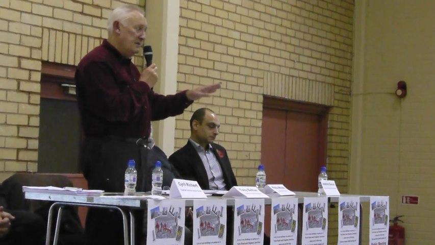 Public Meeting CJAG: Audience 8 - Part 12/13