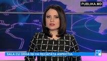 O nouă viaţă pentru Sala cu Orgă din Chișinău! Proiectul de modernizare va costa un milion de euro, bani oferiţi de România. Monumentul istoric se află într-o stare deplorabilă şi necesită reparaţii de 40 de ani