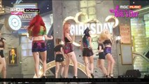 [ENG SUB] 150708 Girl's Day @ MBC Show Champion Backstage