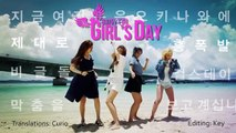 [ENG SUB] 150729 Girl's Day's One Fine Day - Pre-release Video