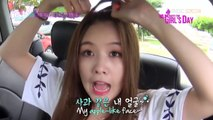 [ENG SUB] 150727 Girl's Day's One Fine Day - Minah Trailer