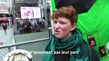 Vidéo: une journée avec la société civile quelques heures avant la fin de la COP21