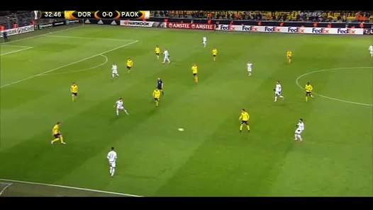 Paok Dortmund Live