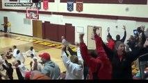 Basketball - Panier de l'année : Il rentre le shoot au buzzer de la gagne depuis son propre panier