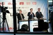 Alsace Champagne-Ardenne Lorraine : on refait le débat des Régionales entre Masseret, Philippot et Richert