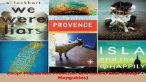 Read  Knopf MapGuide Provence and Cote DAzur Knopf Mapguides Ebook Free