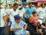 Marchas y protestas en el Día de los Derechos Humanos