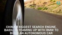 China's Self-Driving Car