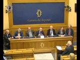 Roma - Conferenza nazionale CDU - Conferenza stampa di Pino Pisicchio (10.12.15)