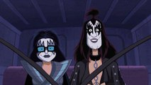 Scooby-Doo! And Kiss Rock And Roll Mystery: Killing Two Birds With One Cat