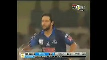 *BLINDER!* Shahid Afridi Amazing Catch On His Own Bowling in Haier T20 Cup 2015