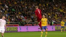 Zlatan Ibrahimović GOAL FIFA Puskas Award 2013 WINNER