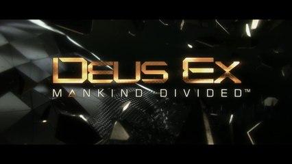 Deus Ex : Mankind Divided | Trailer HD 1080p 30fps - E3 2015