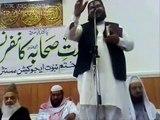 Shaheed Naat Khuwaan Maddaah-e-Sahaba (RA) Qari Haneef Shahid Rampuri