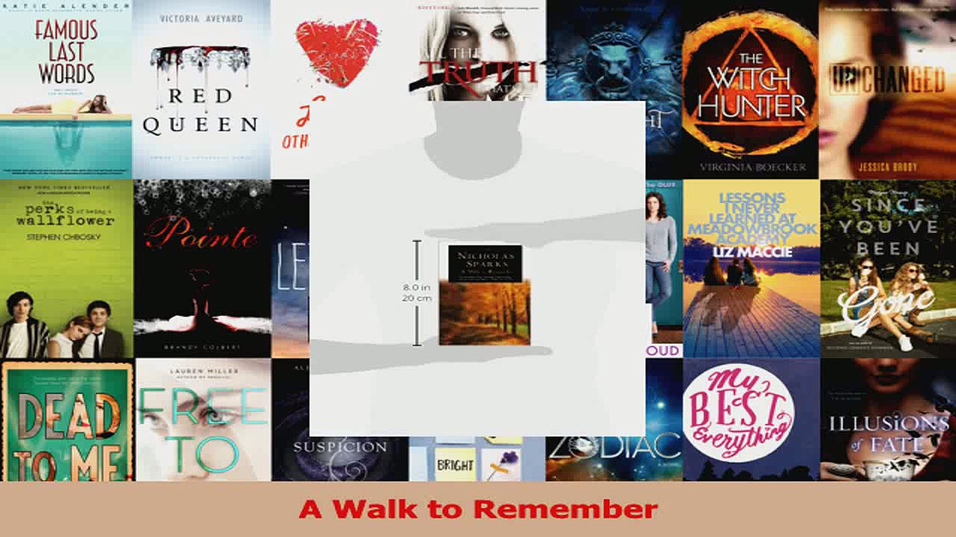 a walk to remember full movie online free dailymotion