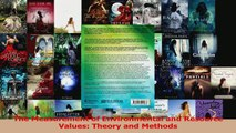 PDF Download  The Measurement of Environmental and Resource Values Theory and Methods PDF Online