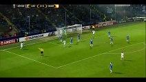 Abdelaziz Barrada Goal - Liberec 0-3 Olympique Marseille - 10-12-2015 (1)