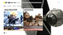 Star Wars Battlefront Walkthrough Gameplay Part 2 Luke Skywalker (PS4 Multiplayer)