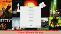 Read  Simply Standards 22 Most Requested Songs Easy Piano Simply Series EBooks Online