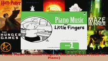PDF Download  Piano Music for Little Fingers Book 1 Dover Music for Piano PDF Online