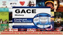 GACE History Flashcard Study System GACE Test Practice Questions  Exam Review for the Read Online