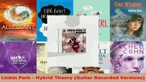 Read  Linkin Park  Hybrid Theory Guitar Recorded Versions EBooks Online