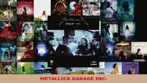 PDF Download  METALLICA GARAGE INC Read Online
