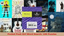 Read  Pocket Posh Girl Word Search 100 Puzzles EBooks Online