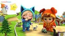 KZKCARTOON TV-Jingle Bells - Christmas Songs For Kids - 3D Animation - English Nursery Rhymes - Nursery Rhyme for Children