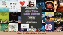 Read  Picture Chord Encyclopedia Photos  Diagrams for Over 2600 Guitar Chords Ebook Free