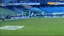 What Happened When Shahid Afridi Bowled to Ahmed Shehzad in BPL