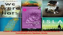 Read  Luath Scots Language Learner An Introduction to Contemporary Spoken Scots EBooks Online