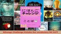 Download Nihongo Noryokushiken Taisaku - Nihongo sou matome
