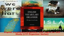 PDF Download  English Vocabulary Organiser 100 Topics for Self Study LTP Organiser Series Download Online