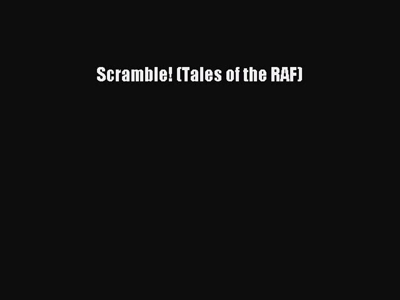 Scramble! (Tales of the RAF) [Read] Online