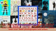 Download  The Complete Illustrated Guide to Minerals Rocks  Fossils of the World A comprehensive PDF Free