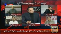 Asad Umer Criticizing Chaudhary Nisar For His Statement About MQM In Parliament House